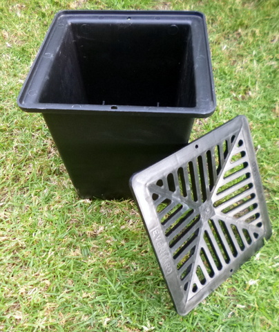 Stormwater Pit Case
